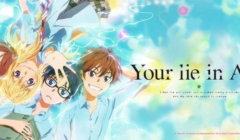 "If your soul belongs to music ""Your Lie in April"" will speak to you"